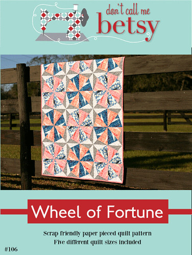 Wheel of Forutne PDF Pattern available now!