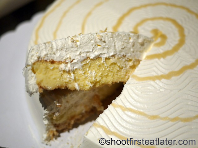 Pinoy Potluck Party- Forget Me Not's dulce de leche cheesecake