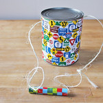 DIY Toy: Tin Can Stilts