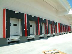 Porte sezionali Overdoor Centrale latte Vicenza