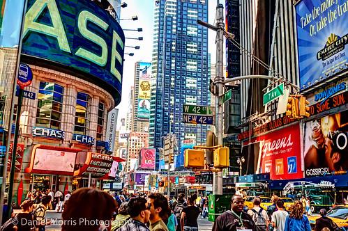 W 42nd Street - NYC