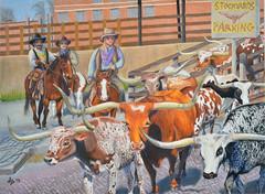 Stock Show Art Contest Winners Fort Worth Star Telegram