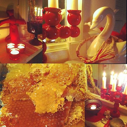 Blessed Imbolc! #secularpagan #imbolc #altar