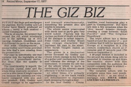The Giz Biz