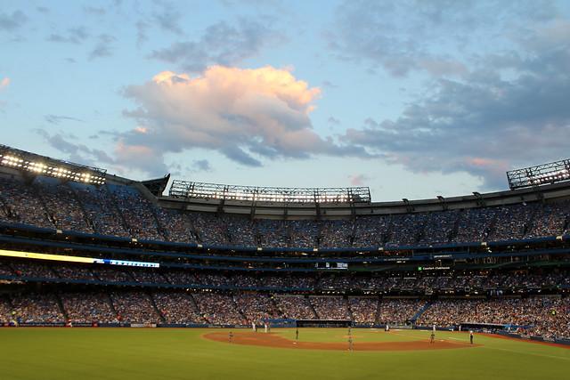 Toronto Blue Jays Match