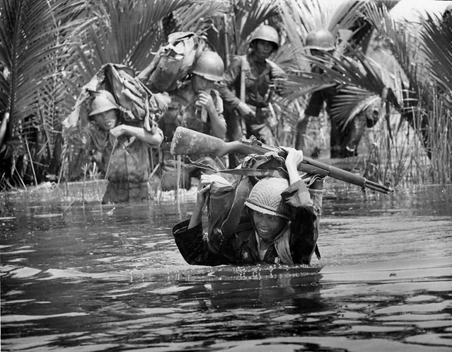 Wet war - Fighting the war in Vietnam, in the IV Corps areas - 1963