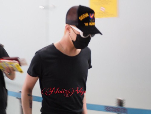 Big Bang - Incheon Airport - 26jun2015 - NoiizVip - 01