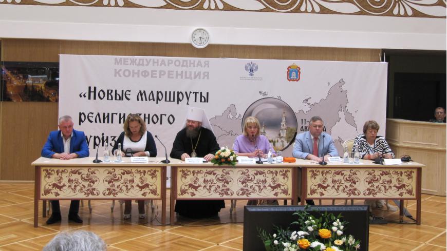 Развитие маршрутов религиозного туризма обсудили в Тамбове