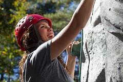 Horolezecké vybavení pro lezení na umělých i přírodních stěnách. Co ocení profesionál a co zajímá zapálené amatéry