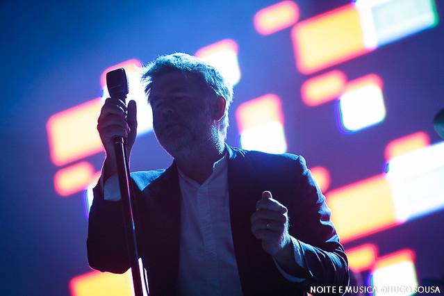 LCD Soundsystem - Vodafone Paredes de Coura '16