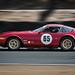 Ferrari Daytona Racecar Monterey Historics 2016 by Dennis Schrader Photography