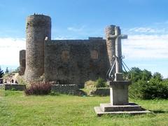 Château des Cornes d'Urfé, Champoly - Photo of Saint-Julien-la-Vêtre