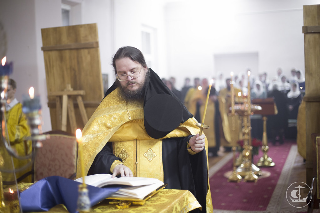 24-25 сентября 2016, Неделя 14-я по Пятидесятнице, перед Воздвижением / 24-25 September 2016, 14th Sunday after Pentecost