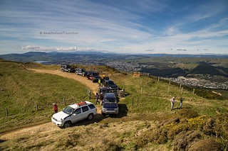 view from the Colonial Knob, 2016 PSNZ Central Regional Convention