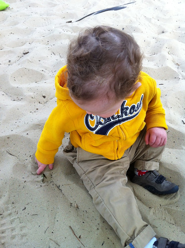 1st sand