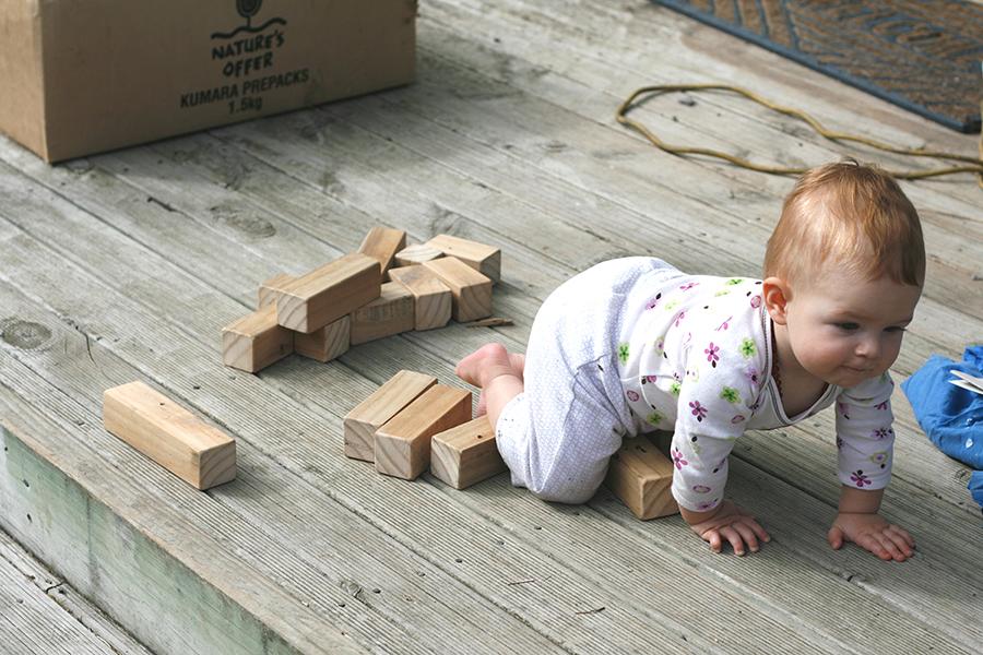 Homemade Blocks
