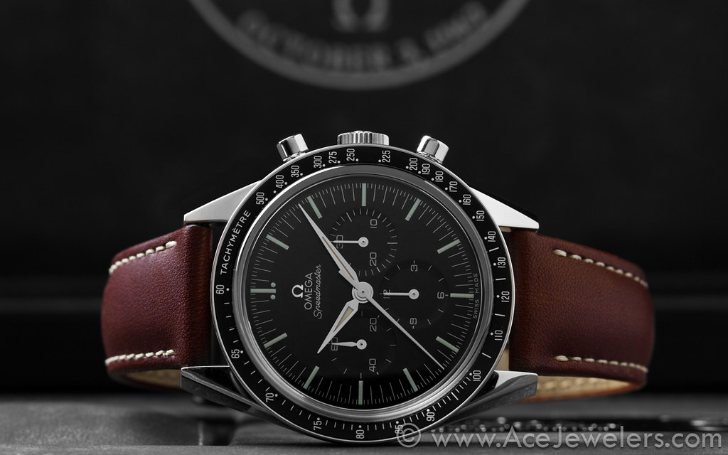 Speedmaster First Omega In Space Pics