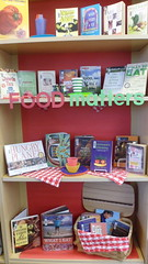 Food Matters library display