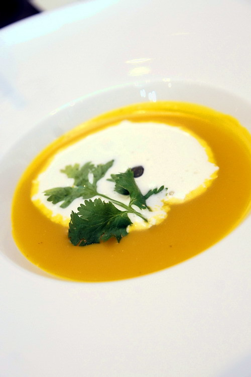 New Orleans JAZZ LIVE New Orleans Bar & Grill Sunway Resort Hotel & Spa Pumpkin Soup