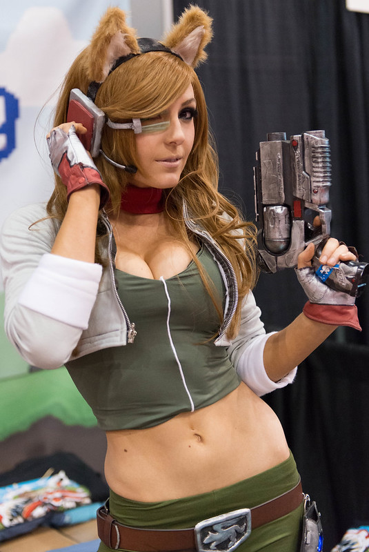 Jessica Nigri: Star Fox