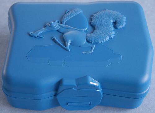 Ice-Age 4-Kühlbox von der Milchschnitte-Aktion