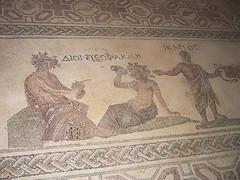Pafos – kult Afrodity, světoznámé mozaiky <br>a hrobky králů