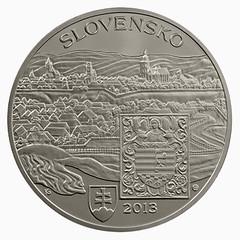 Slovakia 20 euro obverse