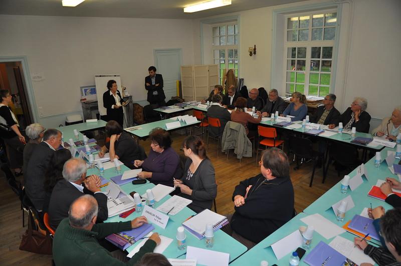 JOURNEE DE FORMATION FCJO « La citoyenneté européenne » le Samedi 13 octobre 2012