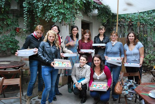decorare cupcakes 3