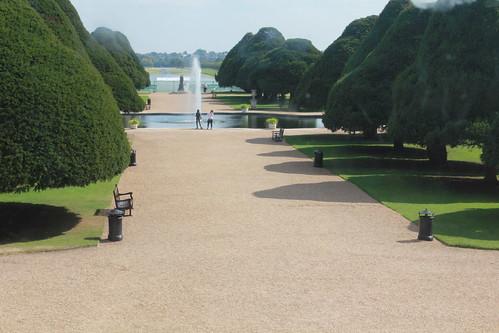 I giardini di palazzo