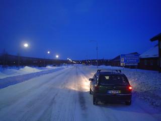 Fronteira da Finlândia e Suécia
