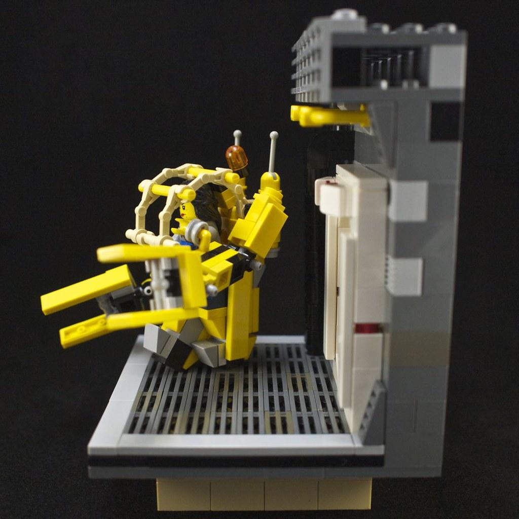 Lego Power Loader - 3