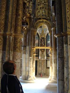 Obraz Convent of Christ w pobliżu Tomar. portugal knight templar tomar cavaleiros templários conventodecristo regiãocentro