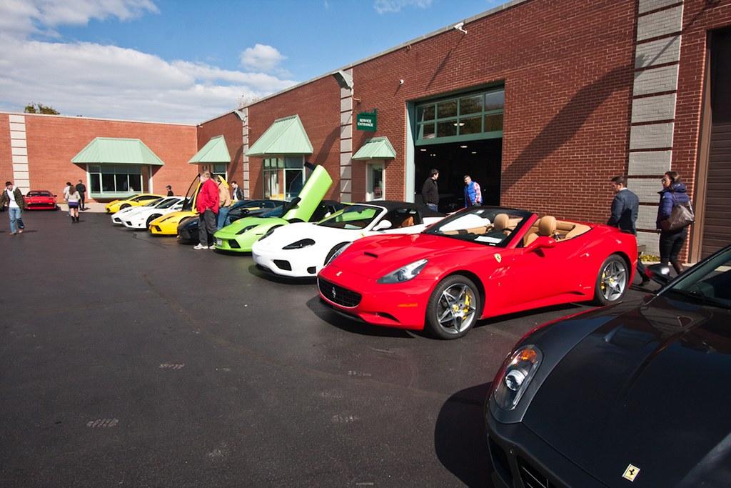 Mixed Supercars