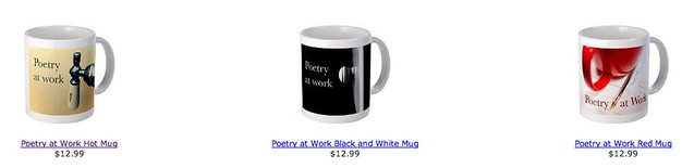 Poetry at Work Mugs