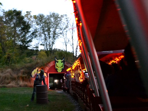 Image result for wheaton haunted train