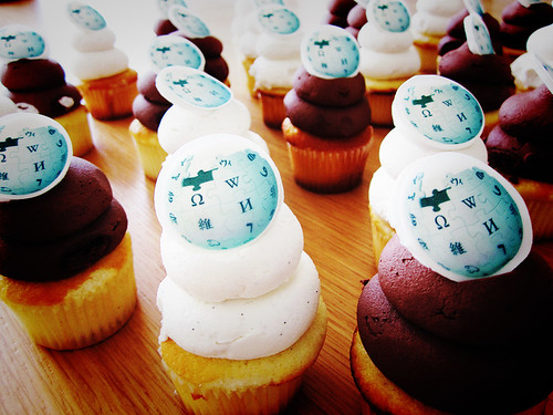 wiki cupcakes!