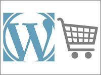 Try WordPress for E-Commerce