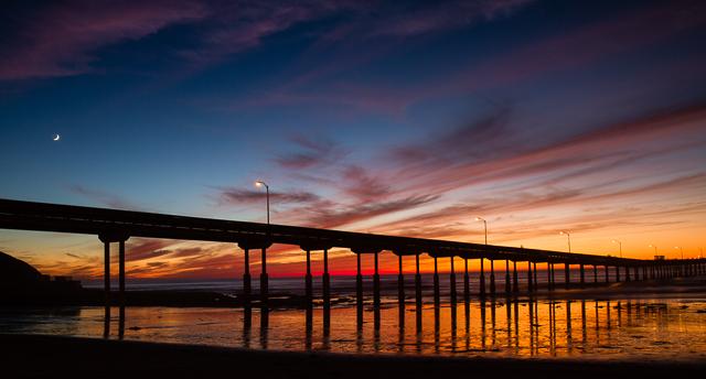 Ocean Beach at Sunset 101712 © Michael Klayman-007