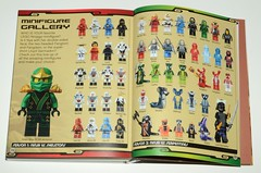 DK Ninjago Character Encylopedia