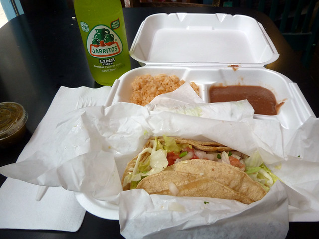 Loop Lunching: Taco Fresco