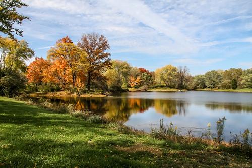 County Road Lake