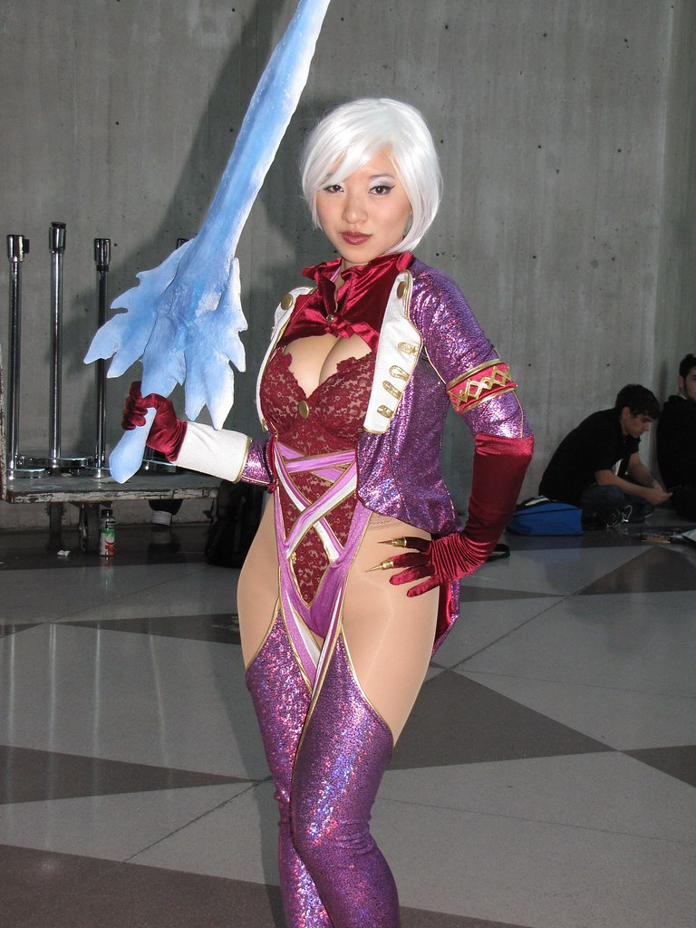 Isabella Valentine Soulcalibur Cosplay   Stella Chuu   A Photo On ...    Isabella