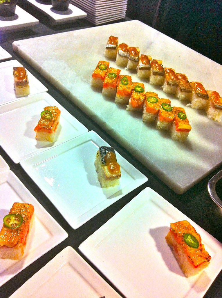 Minami Restaurant | Taste of Yaletown @ MINI Yaletown