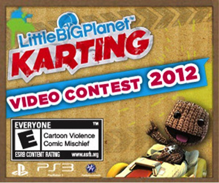 LittleBigPlanet Karting Video Contest