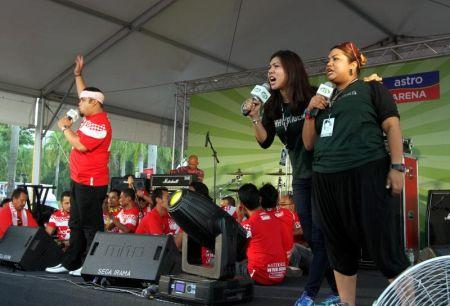 Konsert Akhir ERA Piala Malaysia 2012