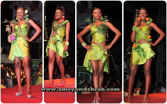 8108362497 5521556f8b z Fashion meets beauty and music as Miss Ghana holds street fashion show on Osu Oxford Street