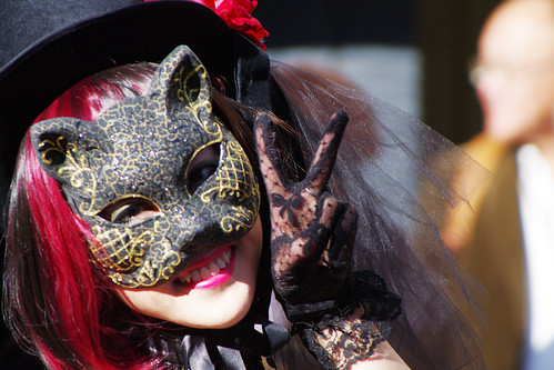 Kagurazaka Cat Halloween 2012-15