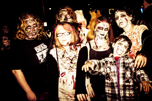 Corner Brook Zombie Walk - 11