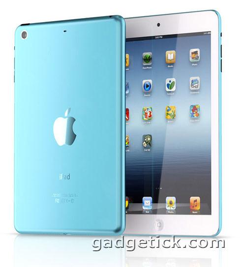 iPad mini презентация